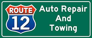 Route 12 Auto Repair & Towing Inc's Logo